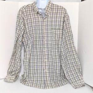 Nautica long sleeve shirt Large